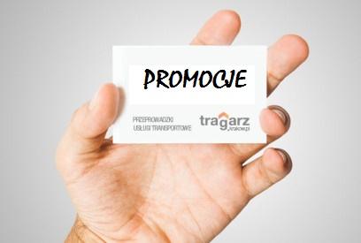 Promocje i rabaty na usługi przeprowadzki i transport w mieście Kraków